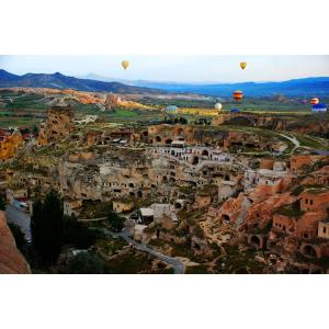 3 DAYS CAPPADOCIA TOUR FROM ISTANBUL BY PLANE