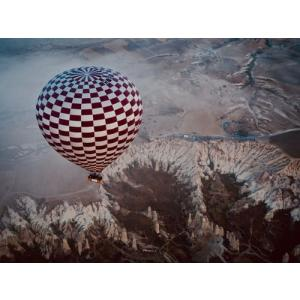 2 DAYS CAPPADOCIA TOUR FROM ISTANBUL INCLUDED HOT AIR BALLOON