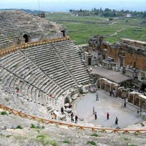 Full Day Pamukkale & Hierapolis Tour