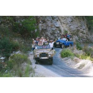 Fethiye Off-Road SUV Safari