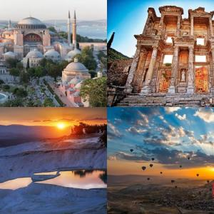 12 DAYS TURKEY PACKAGE TOUR