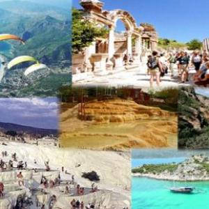 7 DAYS TURKEY PACKAGE TOUR BY FLIGHT